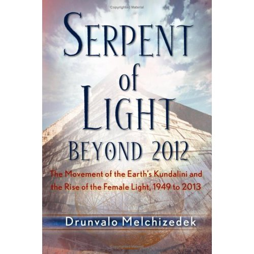Serpent of light beyond 2012